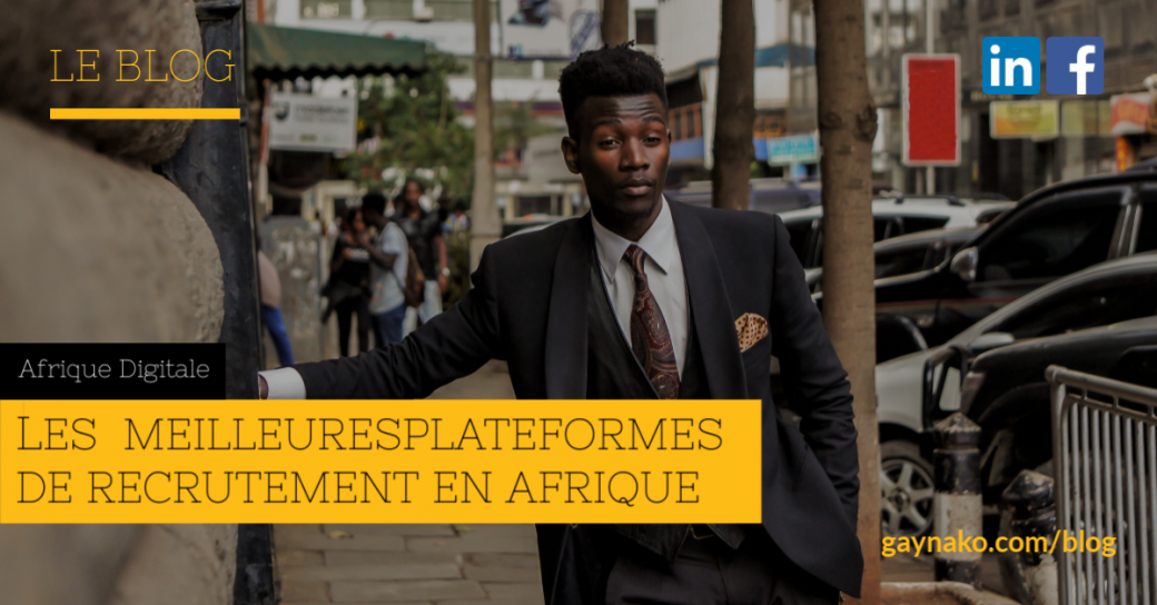 Top 5 des plateformes de recrutement en Afrique