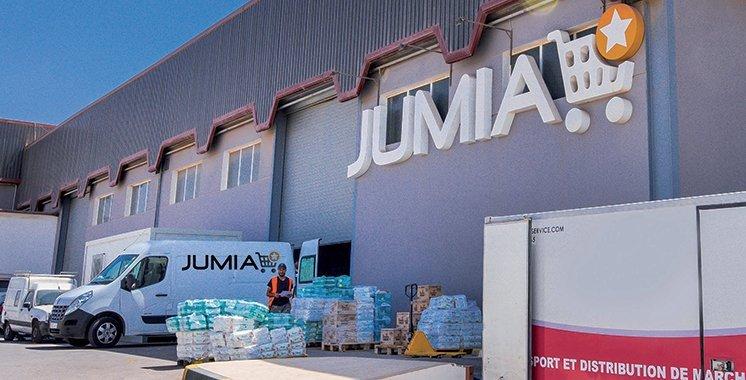 Jumia-entrepôt