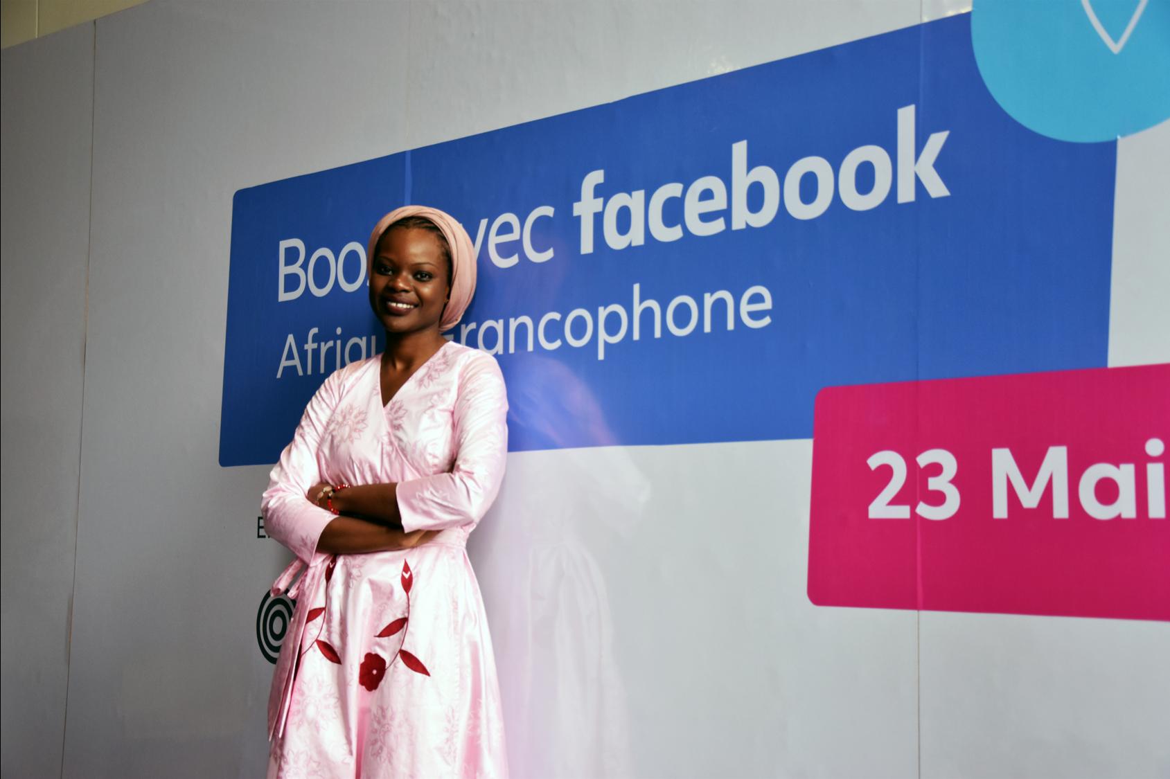 Boost avec Facebook Afrique francophone