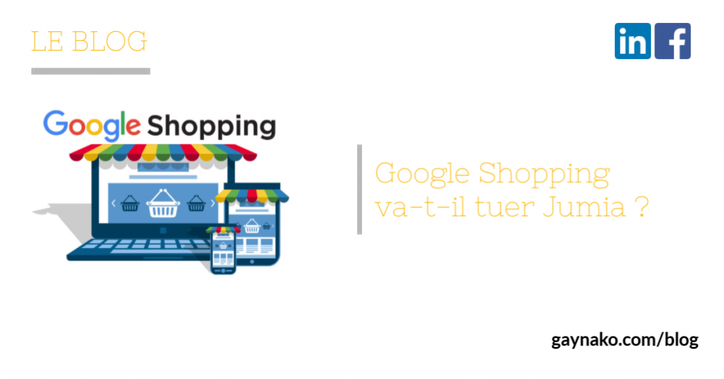 Gaynako e commerce google shopping jumia