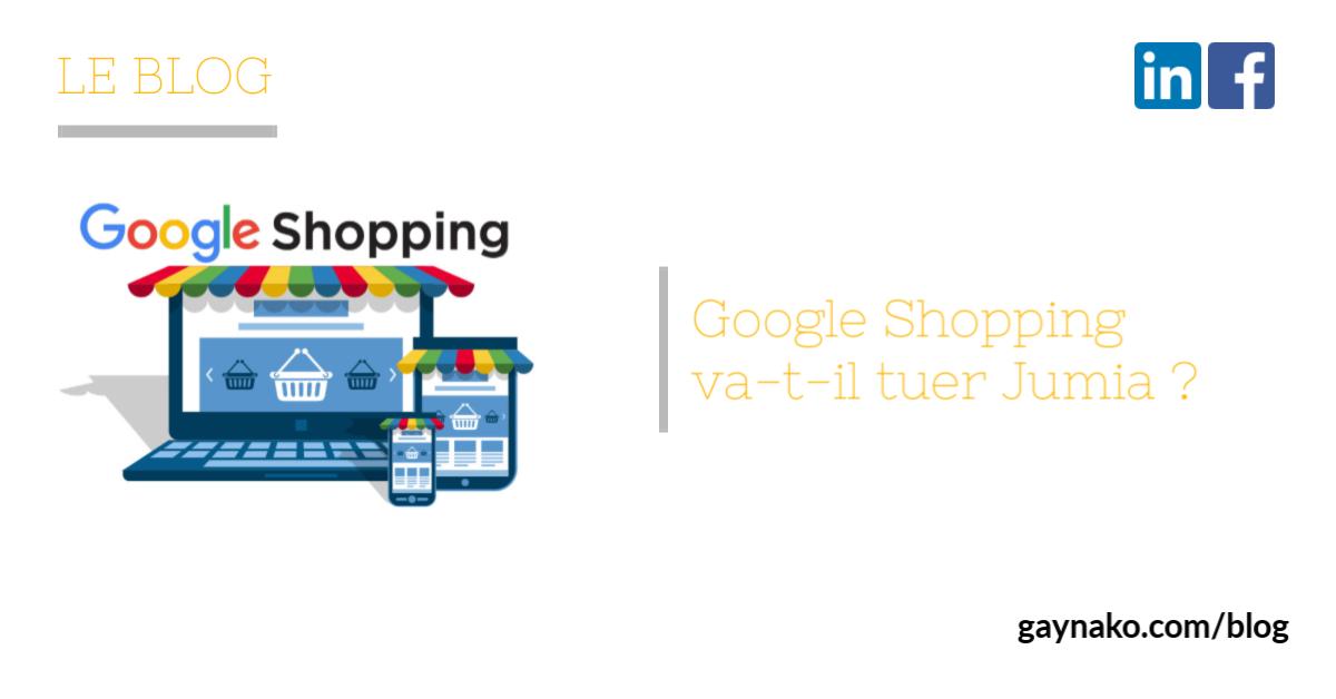 Gaynako e commerce google shopping jumia