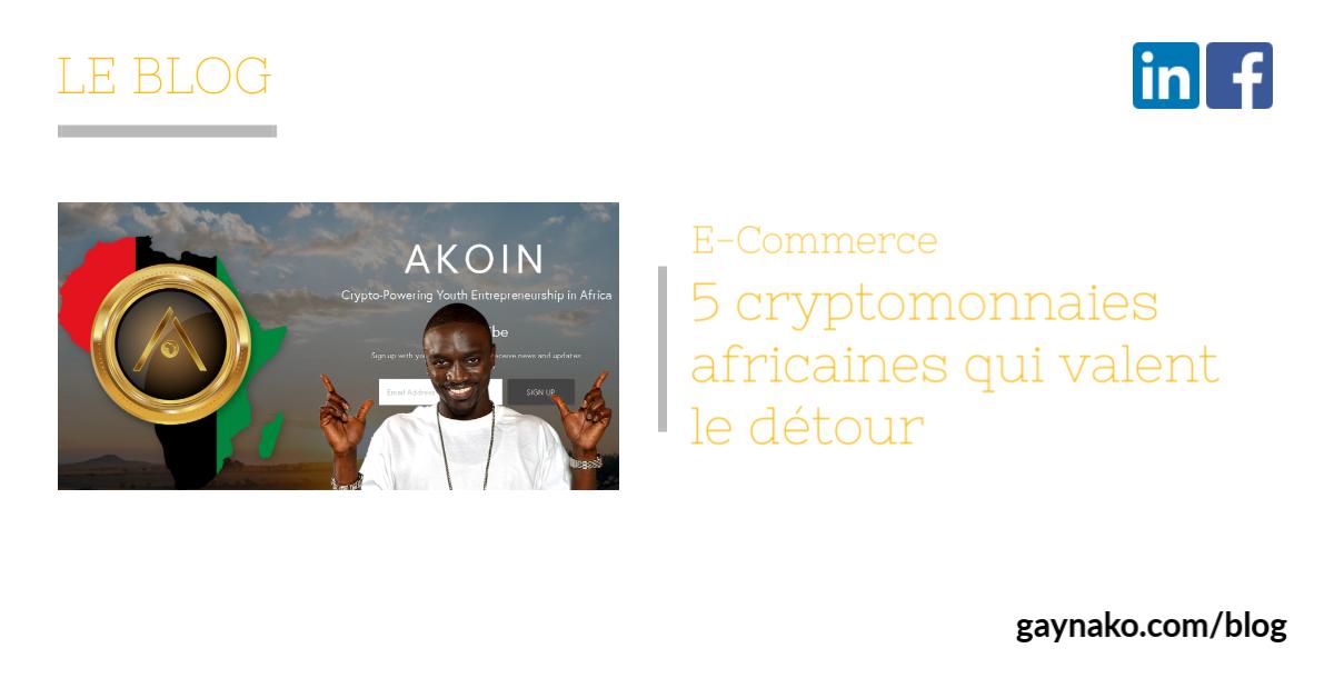 crypto monnaie africaine