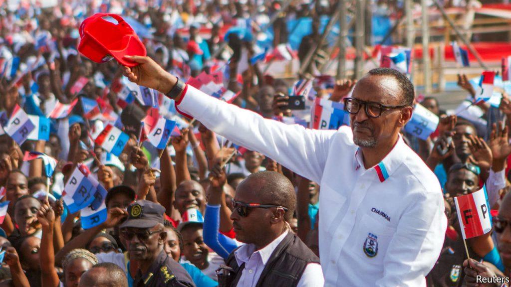 kagame meeting