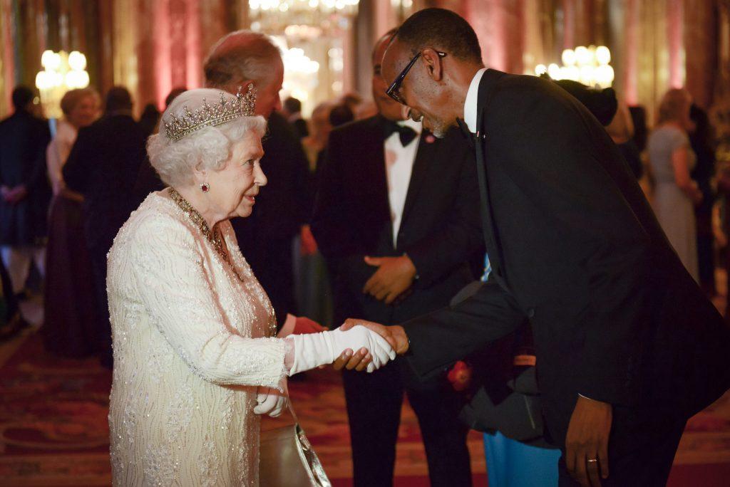 kagame reine d'angleterre