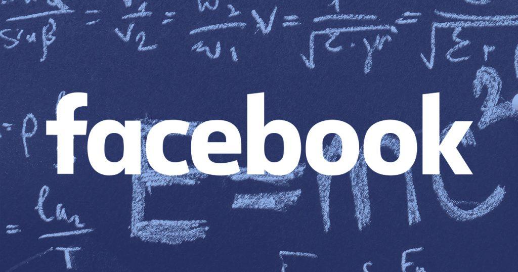 algorithme de Facebook