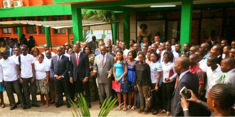 Emploi Jeune sera facilité via une plateforme technologique en Côte d'Ivoire
