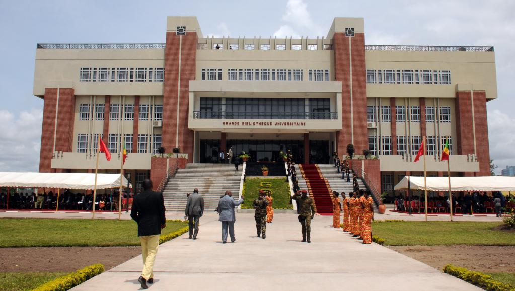 Weidong université congo