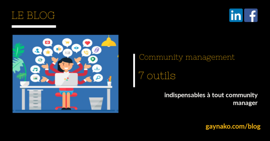 community management outils