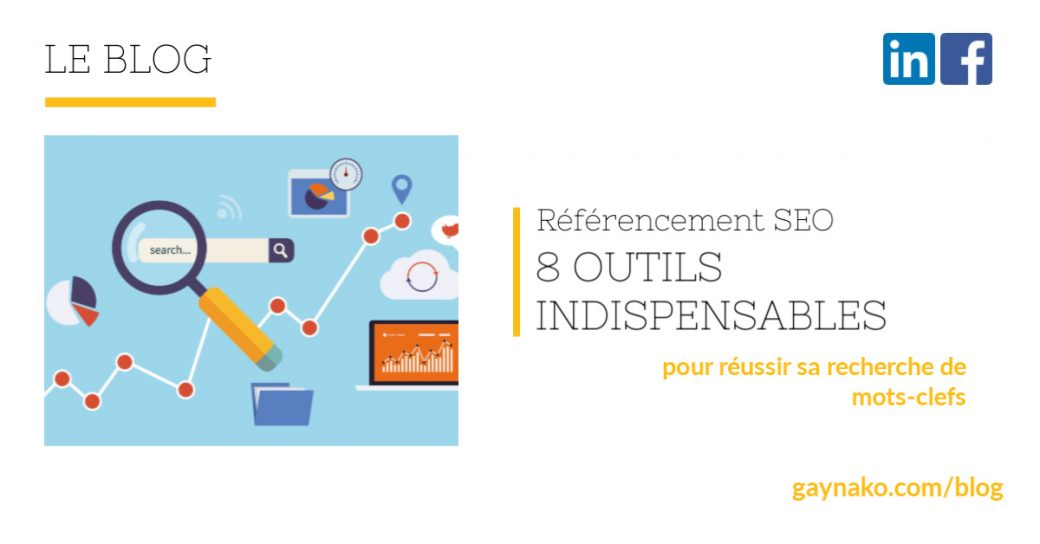 Referencement SEO outils