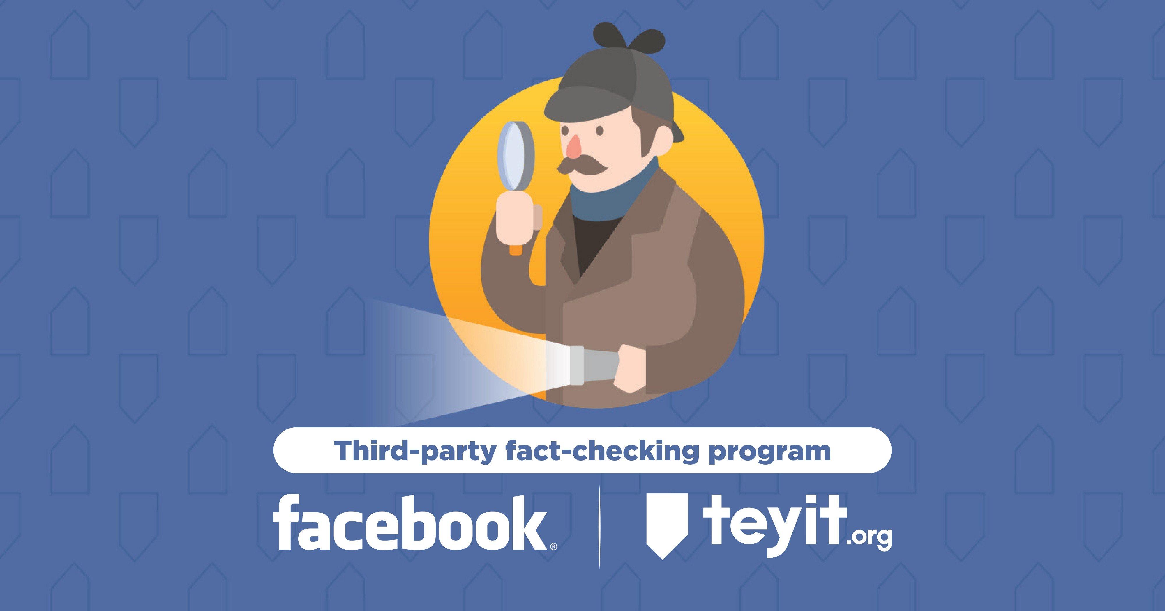 faceboo fact checking program