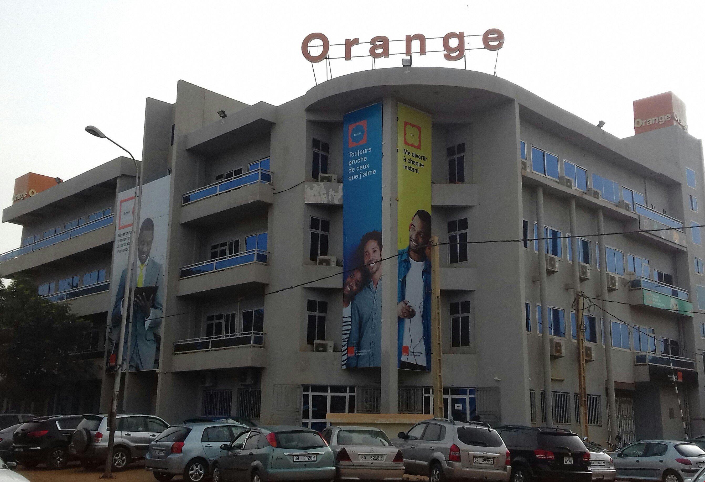 orange niger