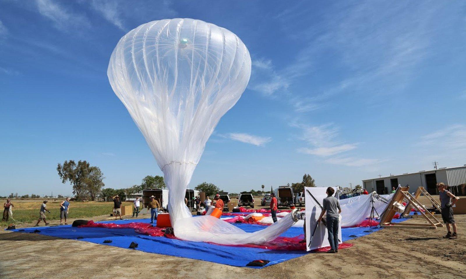 Ballon-Google