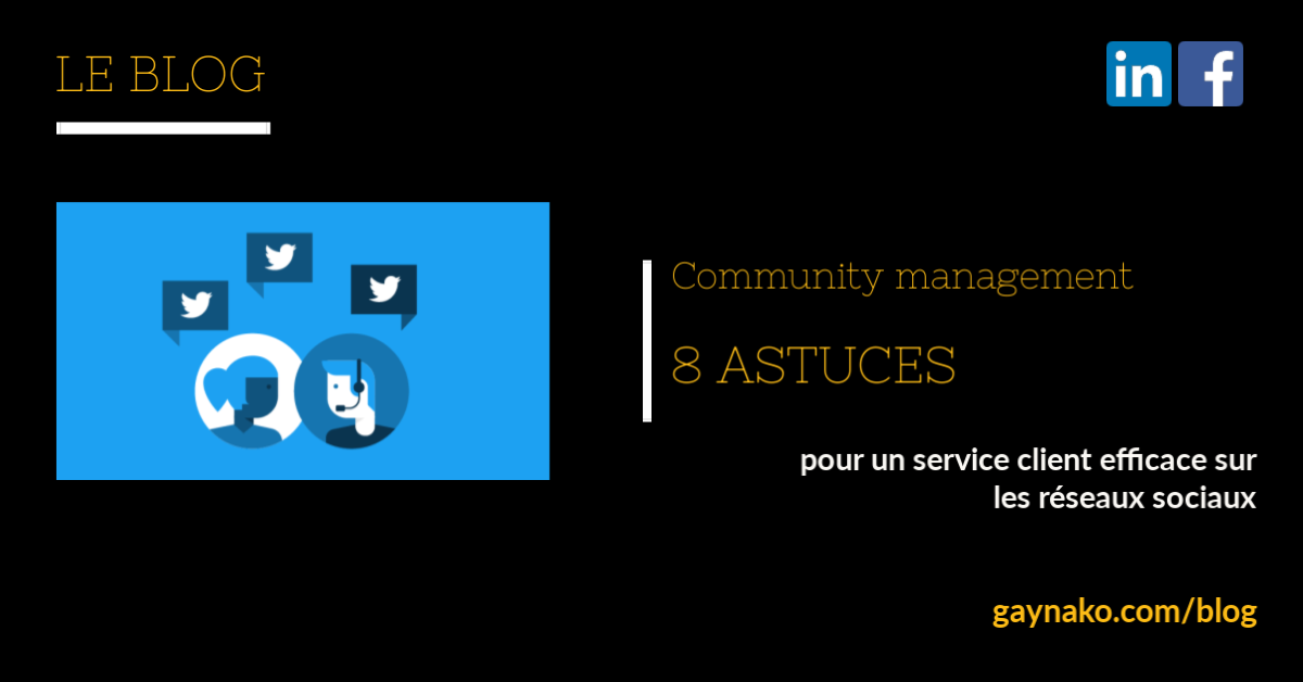 community management service client