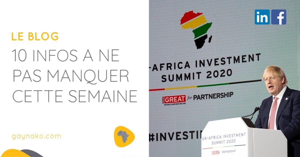 Sommet Afrique Royaume Uni
